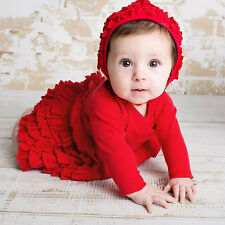 Newborn Baby Girl Clothes Lace Floral Infant Princess Jumpsuit Cotton Romper