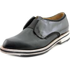 John Fluevog Claudia   Round Toe Leather  Loafer