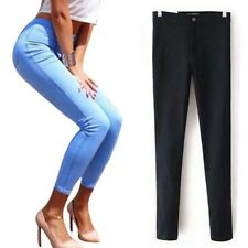 Jeans For Women Elastic Stretch Jeans Woman Skinny Black Jeans With High Waist P