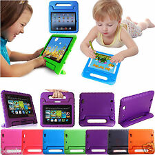 【For Amazon & Samsung Tablet's】Kids Shock Proof EVA Handle Stand Cover Case LOT