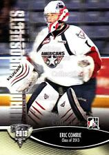 2012-13 ITG Heroes and Prospects #170 Eric Comrie