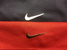 Mens Lot of 2 Nike Golf S/S Polo/Golf Shirt Size Large (L) DRI-FIT