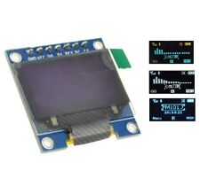"""White / Blue / Yellow Blue 0.96"""" SPI Serial 128X64 OLED LCD LED Display Module"""