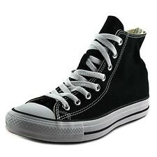 Converse Chuck Taylor All Star Core Hi Women  Round Toe Canvas Black Sneakers