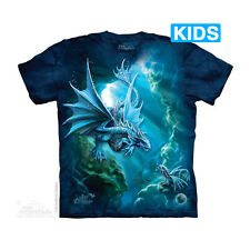 The Mountain Sea Dragon Mythical Beast Fantasy Animal Youth Kids T Tee Shirt