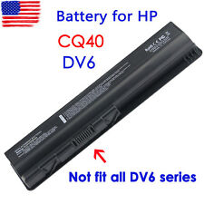 New Laptop Battery for HP Compaq Presario CQ40 DV6 CQ45 CQ50 CQ60 CQ70 Series