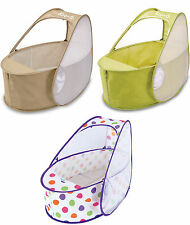 Koo-di POP-UP TRAVEL BASSINETTE CRIB Baby/Child Travel Bed Sleeping Accessory