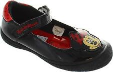 Minnie Mouse Anniversary Bts Girl's Formal Black Bts Mary Jane Shoes New
