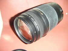 Lovely Clean Canon EF 75-300mm F/4.0-5.6 III USM Zoom Lens      USM LENS