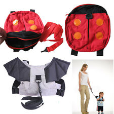 Children's Walking Harness Buddy Backpack Kids/Toddler Leash Tether Strap Safety