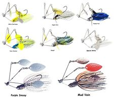 Molix Mike Iaconelli Lover Spinnerbait - 1/2 oz. Assorted Colors