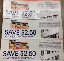 3 Enfamil A.R. formula coupons - Save $2.50 On Any Form Of Enfamil A.R.