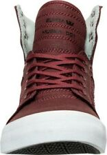 Men's Supra Skytop Ii Casual Shoes Maroon/White 08002 650