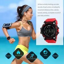 Waterproof Bluetooth 4.0 Sports Smart Watch Phone Mate for IOS iPhone Android