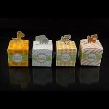 50pcs Animals Candy Boxes Birthday Party Baby Shower Favors