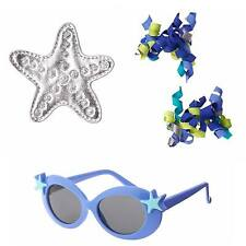 NWT Gymboree TIDE POOL Toddler Girl Starfish Clip, Hair Curly, Sunglasses CHOICE