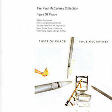 PAUL McCARTNEY Pipes Of Peace OOP CD Collection 1993 Remastered BEATLES