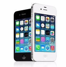 Apple iPhone 4S 8GB 16GB 32GB Unlocked Smartphone Black White Perfect Condition
