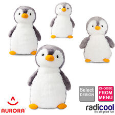 New! Aurora FROSTY PENGUIN Plush Soft Toy 11 to 29 inches Kids Children's Gifts
