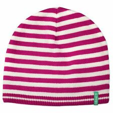 ADIDAS ORIGINALS LADIES SKI BEANIE FINE KNIT FLEECE WINTER HAT PINK WHITE