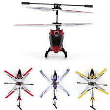 Syma S107G 3 Channel RC Helicopter Remote Control Gyro Genuine LED Toy 3 Color