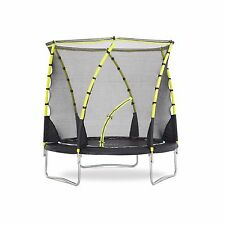 Plum 8ft Whirlwind Trampoline and Enclosure (30191) PLUS Discounted Accessories