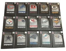 NFL Licensed Official Playing Standard Poker Cards Pick Your Fav Team Sealed NIP