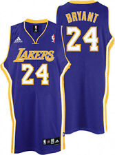 Adidas Kobe Bryant Los Angeles Lakers Purple Swingman Jersey