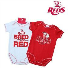Queensland Reds Baby 2-Piece Bodysuit
