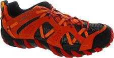 Merrell Waterpro Maipo Men's Lace Up Textile Water Shoes With Vibram Soles New
