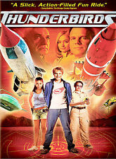 Thunderbirds (DVD, 2004, Widescreen) WORLD SHIPPING AVAIL!