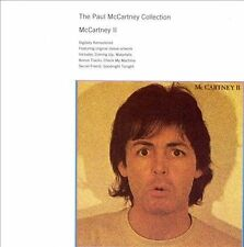 PAUL McCARTNEY McCartney II OOP CD Collection 1993 Remastered BEATLES bonus trax