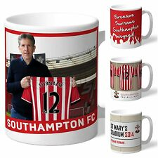 Personalised SOUTHAMPTON FC FOOTBALL CLUB Mug Gifts for Fans Supporters
