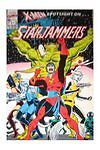 X-Men Spotlight on... Starjammers #1 (1990, Marvel)