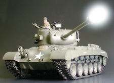 Tamiya M26 PERSHING  1/16 R/C  Full-Option US  Army  Tank Kit  #56016 New in Box