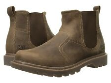 Caterpillar Thornberry Boots Brown Sugar Leather Men's Size 8.5 New!