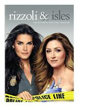 RIZZOLI & ISLES: THE COMPLETE SEVENTH AND FINAL SEASON NEW DVD