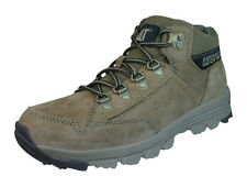 Caterpillar Interact Mid Mens Leather Boots / Sneakers - Oatmeal