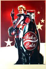 Fallout 4 Nuka Cola Poster 61x91.5cm