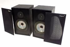 Vintage ROGERS LS4A HiFI Audio Loudspeakers Speakers Pair  - BB3