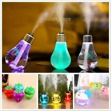 Assorted Portable Mist Humidifier Aroma Diffuser Air Purifier f/ Home Office Car