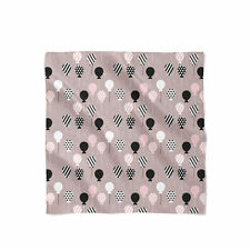 Party Balloons Pink Satin Style Scarf - Bandana in 3 sizes