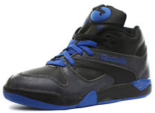 Reebok Classic Court Victory Pump Black/Grey Unisex Trainers ALL SIZES