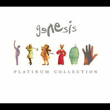 Platinum Collection by Genesis (U.K. Band) (CD, Sep-2005, 3 Discs, Rhino (Label…