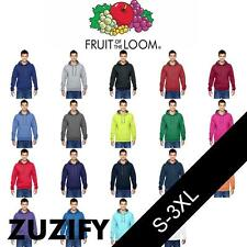 Fruit of the Loom SofSpun Hooded Pullover Sweatshirt. SF76R