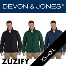 Devon & Jones Mens Reversible Jacket. D785