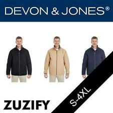 Devon & Jones Mens Hartford All-Season Club Jacket. DG794