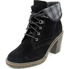 White Mountain JayJay Women  Round Toe Suede  Ankle Boot NWOB