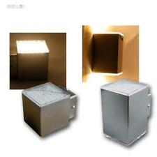 Outdoor Lamp Stainless Steel Wall Lamp, LED Lights up & down IP44