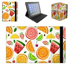 Summer Fruits Flip Folio Case - fits iPad Air Mini Samsung Galaxy